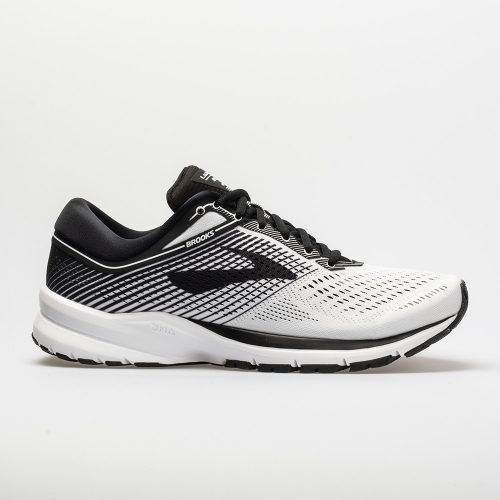 Brooks Launch 5: Brooks Men's Running Shoes White/Black/White
