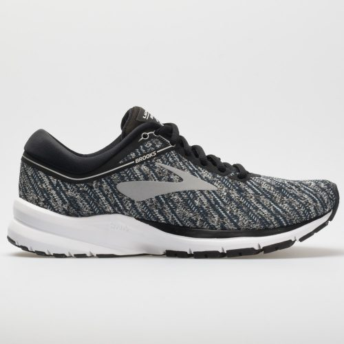 Brooks Launch 5: Brooks Women's Running Shoes Black/Ebony/Primer Grey