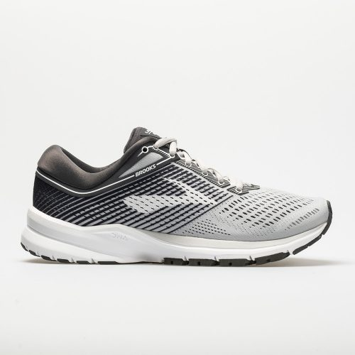 Brooks Launch 5: Brooks Women's Running Shoes Grey/Ebony/White