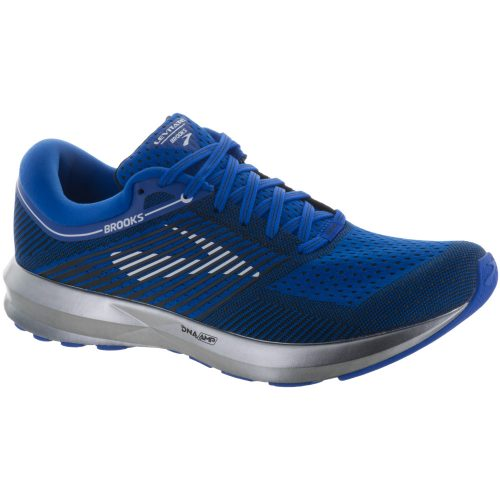 Brooks Levitate: Brooks Men's Running Shoes Blue/Silver/Black