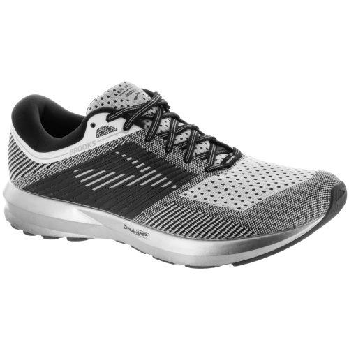 Brooks Levitate: Brooks Men's Running Shoes White/Black/Grey