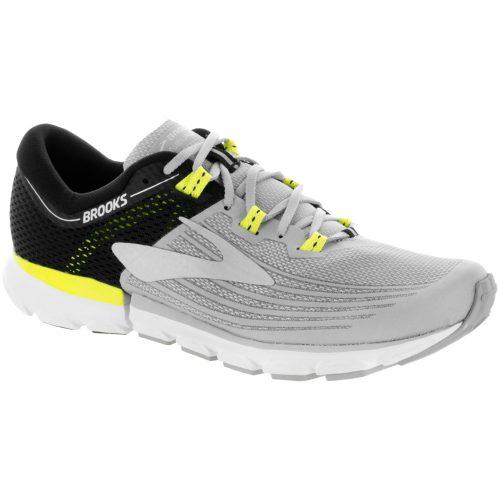 Brooks Neuro 3: Brooks Men's Running Shoes Grey/Black/Nightlife