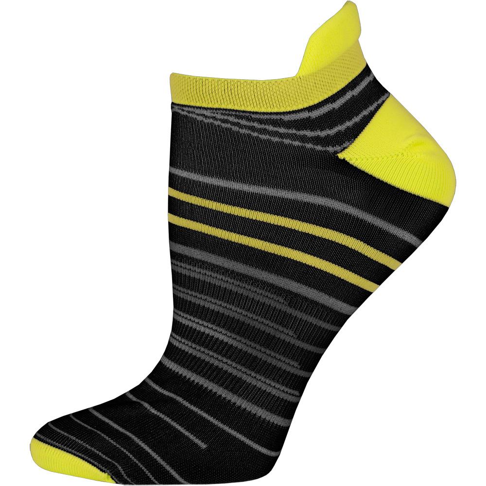 Brooks Radical Lightweight Tab Socks: Brooks Socks
