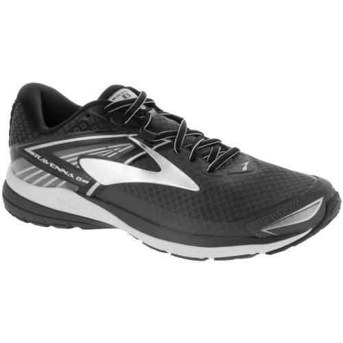 Brooks Ravenna 8: Brooks Men's Running Shoes Anthracite/Silver/Black