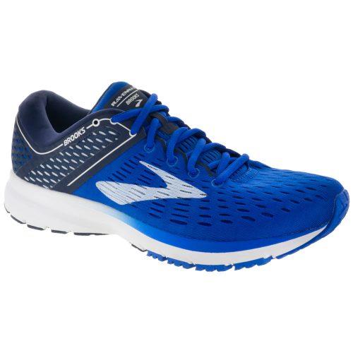 Brooks Ravenna 9: Brooks Men's Running Shoes Blue/Navy/White