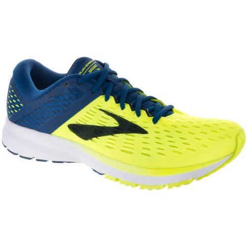 Brooks Ravenna 9: Brooks Men's Running Shoes Nightlife/Blue/Black