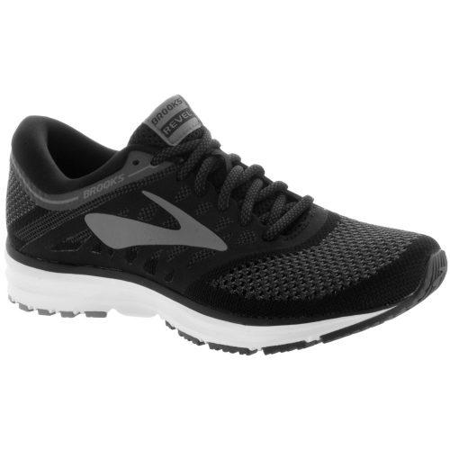 Brooks Revel: Brooks Men's Running Shoes Black/Anthracite/Primer Gray