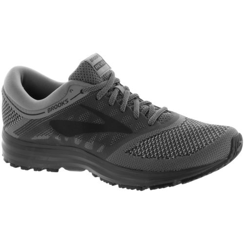 Brooks Revel: Brooks Men's Running Shoes Grey/Ebony/Black