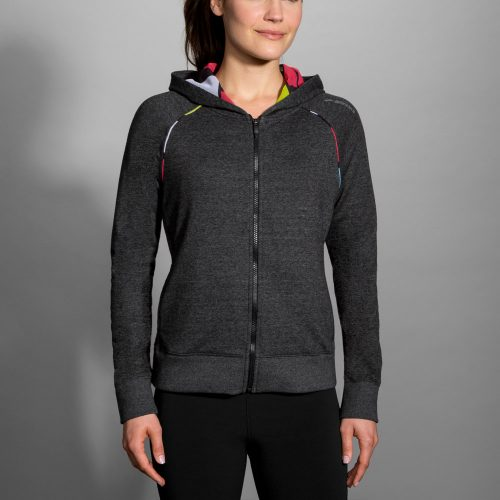 Brooks Revival Hoodie: Brooks Women's Running Apparel