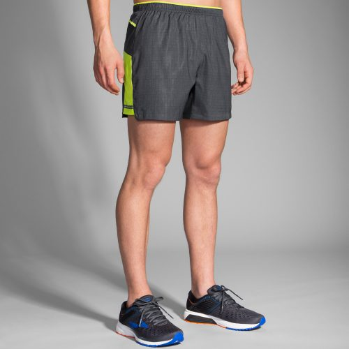 "Brooks Sherpa 5"" Shorts: Brooks Men's Running Apparel"