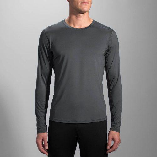 Brooks Steady Long Sleeve Shirt: Brooks Men's Running Apparel Fall 2016