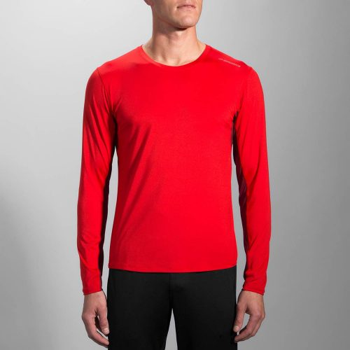 Brooks Steady Long Sleeve Shirt: Brooks Men's Running Apparel Fall 2016