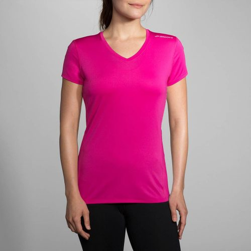 Brooks Steady Short Sleeve Tee: Brooks Women's Running Apparel Spring 2017