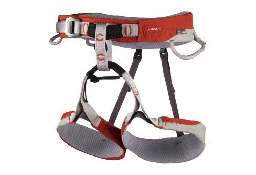 CAMP USA Cassin Laser Harness - grey/red, x-large