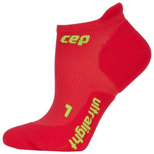 CEP Dynamic+ Ultralight No Show Socks: CEP Compression Men's Socks