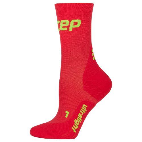 CEP Dynamic+ Ultralight Short Socks: CEP Compression Women's Socks