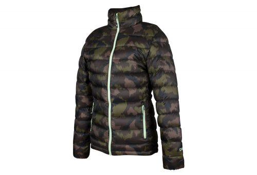 CIRQ AVA 700 Down Jacket - Women's - camo print/army/paradise green, small