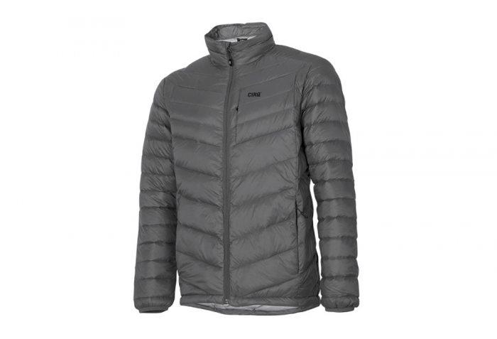 CIRQ Cascade Down Jacket - Men's - granite, medium