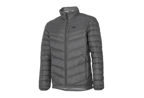 CIRQ Cascade Down Jacket - Men's - granite, small