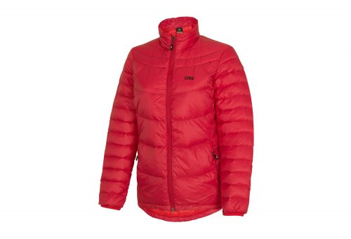 CIRQ Cascade Down Jacket - Women's - rose, large