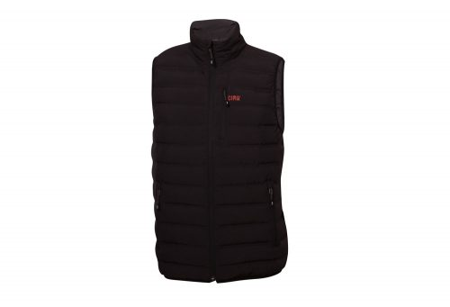 CIRQ Cascade Down Vest - Men's - anthracite, x-large