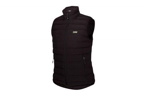 CIRQ Cascade Down Vest - Women's - anthracite, x-large