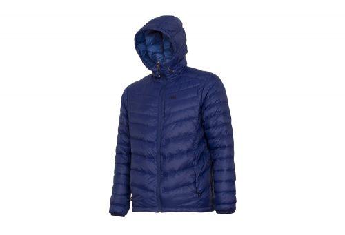 CIRQ Cascade Hooded Down Jacket - Men's - deep blue, large