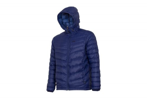 CIRQ Cascade Hooded Down Jacket - Men's - deep blue, x-large