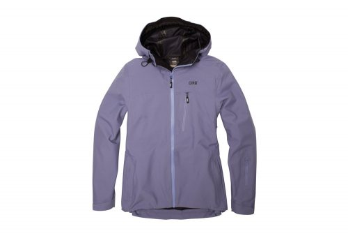 CIRQ Trillium Waterproof Shell - Women's - arctic blue, small