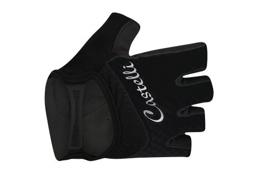 Castelli Arenberg Gel Gloves - Women's - black/red, large