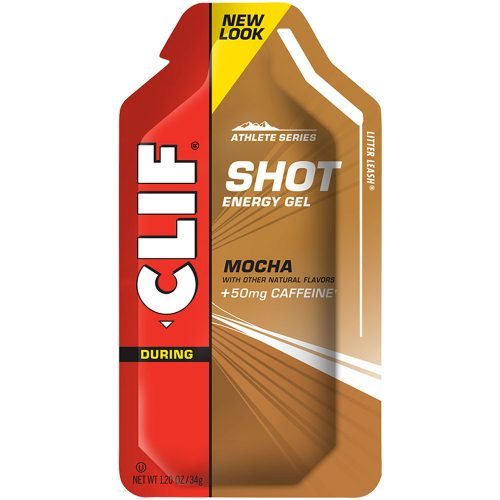 Clif SHOT Energy Gel 24 Pack: Clif Nutrition