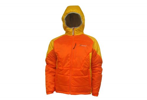 Cloudveil Enclosure Hooded Jacket - Men's - clementine, x-large