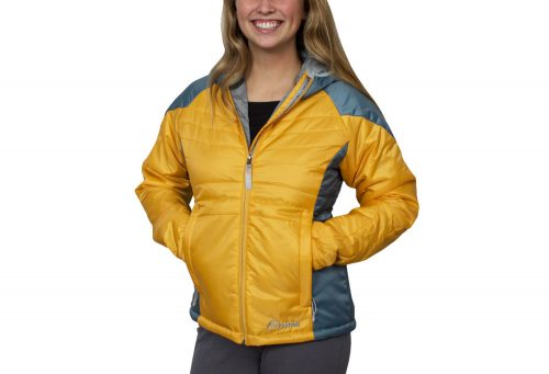 Cloudveil Enclosure Hooded Jacket - Women's - butterscotch, large