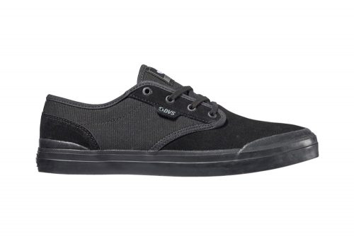DVS Cedar Shoes - Men's - black/black, 7