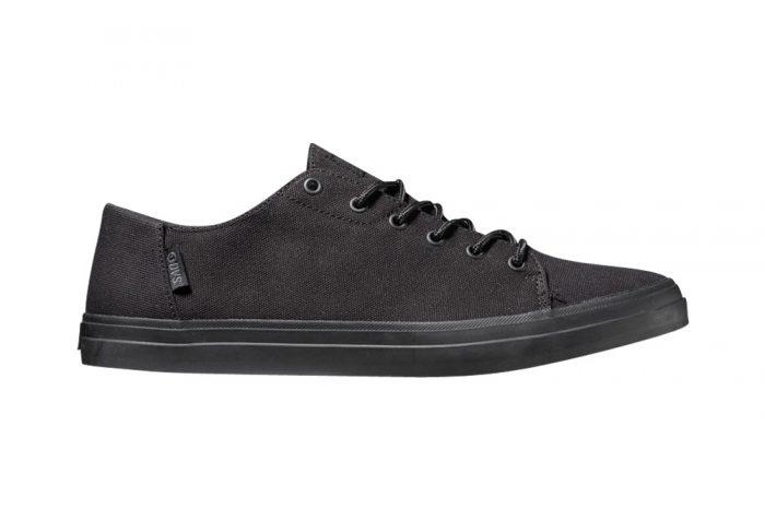 DVS Edmon Shoes - Men's - black/black, 7