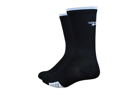 "DeFeet Cyclismo D-Logo 5"" Socks"