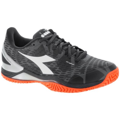 Diadora Speed Blushield 2 AG: Diadora Men's Tennis Shoes Anthracite/White