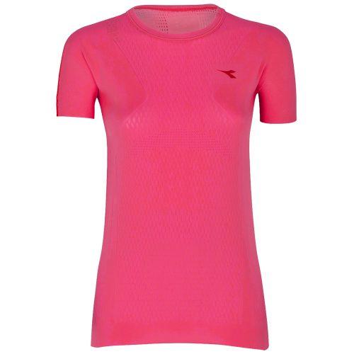 Diadora T-Shirt: Diadora Women's Tennis Apparel