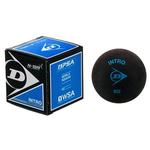 Dunlop Intro Ball: Dunlop Squash Balls