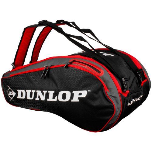 Dunlop Performance 12 Racquet Bag Red: Dunlop Tennis Bags