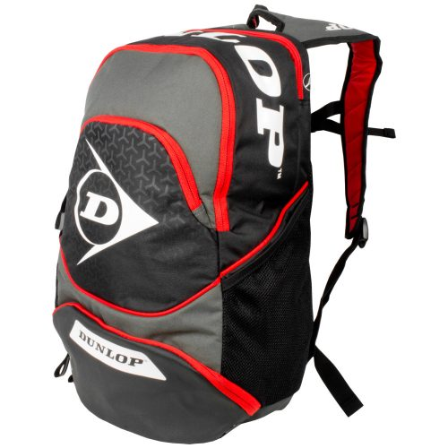 Dunlop Performance Backpack Red: Dunlop Tennis Bags