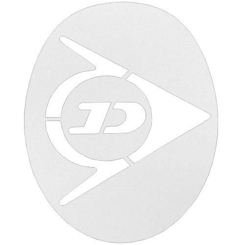 Dunlop Racquet Stencil: Dunlop Stencil Ink