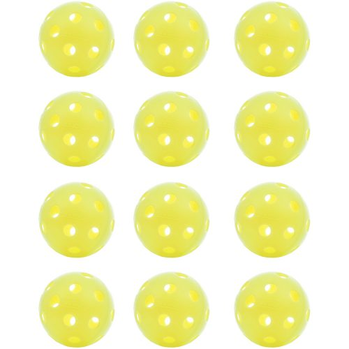 Dura Outdoor Pickleballs 12 Pack: PickleballCentral Pickleball Balls