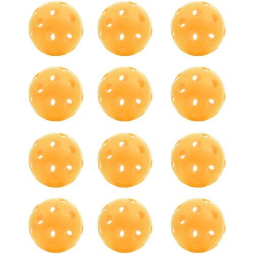 Dura Outdoor Pickleballs 12 Pack: PickleballCentral Pickleball Balls
