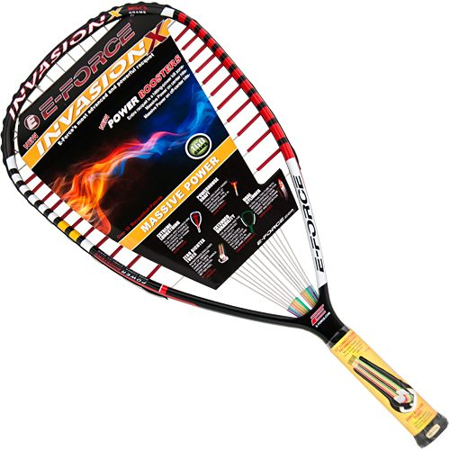 E-Force Invasion X 160: E-Force Racquetball Racquets