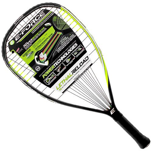 E-Force Lethal Reload 175: E-Force Junior Tennis Racquets