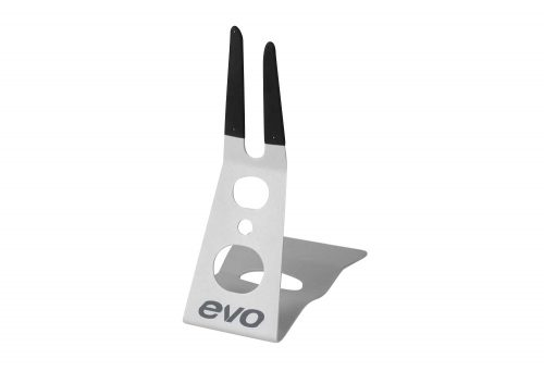 EVO Bicycle Stand - silver, one size