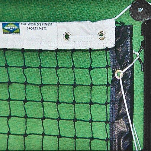 "Edwards Paddle Tennis Net 30""H x 22'L: Edwards Pickleball Court Equipt"