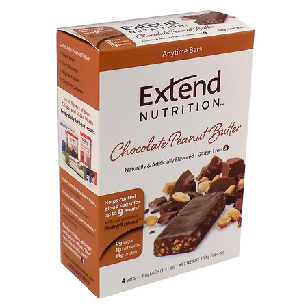 Extend Nutrition Bars Peanut Butter Chocolate Delight - 1.41 oz.