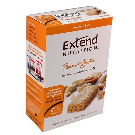 Extend Nutrition Snack Bars Peanut Delight - 1.41 oz.